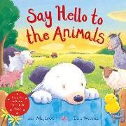 Cover-Bild zu Say Hello to the Animals von Whybrow, Ian