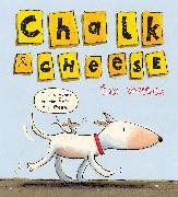Cover-Bild zu Chalk & Cheese von Warnes, Tim