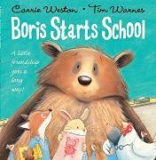Cover-Bild zu Boris Starts School von Weston, Carrie