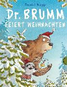 Cover-Bild zu Dr. Brumm feiert Weihnachten von Napp, Daniel