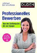 Cover-Bild zu Duden Ratgeber - Professionelles Bewerben von Engst, Judith