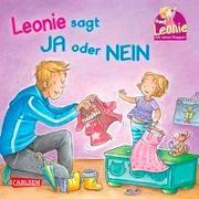 Cover-Bild zu Leonie: Leonie sagt Ja oder Nein von Grimm, Sandra