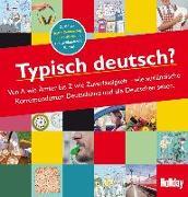 Cover-Bild zu HOLIDAY Reisebuch: Typisch deutsch? von Baxmann, Matthias (Hrsg.)