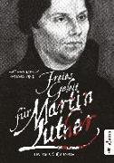 Cover-Bild zu Freies Geleit für Martin Luther (eBook) von Eckoldt, Matthias