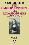 Cover-Bild zu Eine Kindheitserinnerung des Leonardo da Vinci von Freud, Sigmund