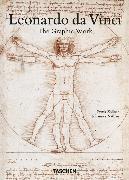 Cover-Bild zu Leonardo da Vinci. Das zeichnerische Werk von Zöllner, Frank