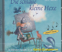 Cover-Bild zu Die schlau chlii Häx von Baeten, Lieve