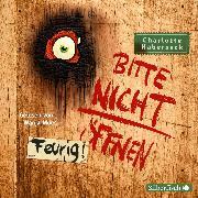 Cover-Bild zu Feurig! (Audio Download) von Habersack, Charlotte