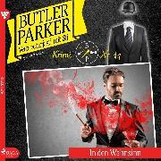 Cover-Bild zu Butler Parker, 14: In den Wahnsinn (Ungekürzt) (Audio Download) von Dönges, Günter