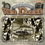 Cover-Bild zu Professor van Dusen, Folge 12: Stimmen aus dem Jenseits (Audio Download) von Koser, Michael
