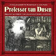 Cover-Bild zu Professor van Dusen, Die neuen Fälle, Fall 4: Professor van Dusen jagt einen Schatten (Audio Download) von Traber, Bodo