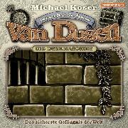 Cover-Bild zu Professor van Dusen, Folge 2: Das sicherste Gefängnis der Welt (Audio Download) von Koser, Michael