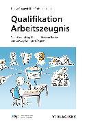 Cover-Bild zu Qualifikation Arbeitszeugnis von Guggenbühl, Ursula