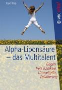 Cover-Bild zu Alpha-Liponsäure - das Multitalent von Pies, Josef