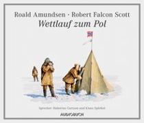 Cover-Bild zu Wettlauf zum Pol von Amundsen, Roald