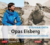 Cover-Bild zu Opas Eisberg von Orth, Stephan