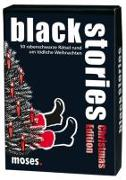 Cover-Bild zu Harder, Corinna: black stories - Christmas Edition