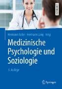 Cover-Bild zu Medizinische Psychologie und Soziologie (eBook) von Faller, Hermann (Hrsg.)