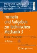 Cover-Bild zu Formeln und Aufgaben zur Technischen Mechanik 3 (eBook) von Gross, Dietmar