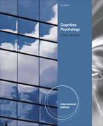 Cover-Bild zu Cognitive Psychology von Goldstein, E. Bruce