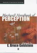 Cover-Bild zu Blackwell Handbook of Perception von Goldstein, E. Bruce (Hrsg.)