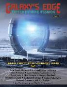 Cover-Bild zu Galaxy's Edge Magazine: Issue 42 January 2020 (Galaxy's Edge, #42) (eBook) von Haldeman, Joe