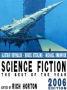 Cover-Bild zu Science Fiction: The Year's Best (2006 Edition) (eBook) von Haldeman, Joe