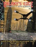 Cover-Bild zu Galaxy's Edge Magazine: Issue 47 November 2020 (Galaxy's Edge, #47) (eBook) von Haldeman, Joe