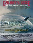 Cover-Bild zu Galaxy's Edge Magazine: Issue 30, January 2018 (Galaxy's Edge, #30) (eBook) von Card, Orson Scott