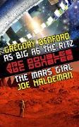 Cover-Bild zu The Mars Girl & As Big as the Ritz (ARC Doubles, #1) (eBook) von Haldeman, Joe