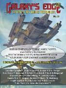 Cover-Bild zu Galaxy's Edge Magazine: Issue 18, January 2016 - Featuring Leigh Bracket (scriptwriter for Star Wars: The Empire Strikes Back) (eBook) von J. Sawyer, Robert
