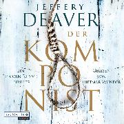 Cover-Bild zu Der Komponist (Audio Download) von Deaver, Jeffery