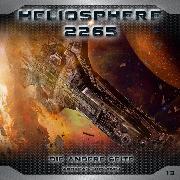 Cover-Bild zu Heliosphere 2265, Folge 13: Die andere Seite (Audio Download) von Suchanek, Andreas