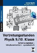 Cover-Bild zu Vertretungsstunden Physik 9./10. Klasse (eBook) von Seifert, Hardy