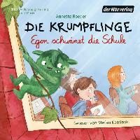 Cover-Bild zu Die Krumpflinge - Egon schwänzt die Schule von Roeder, Annette