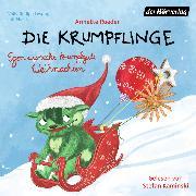 Cover-Bild zu Die Krumpflinge - Egon wünscht krumpfgute Weihnachten (Audio Download) von Roeder, Annette