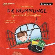 Cover-Bild zu Die Krumpflinge - Egon rettet die Krumpfburg (Audio Download) von Roeder, Annette