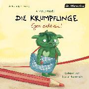 Cover-Bild zu Die Krumpflinge - Egon zieht ein! (Audio Download) von Roeder, Annette
