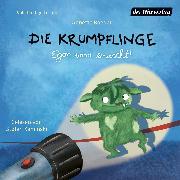 Cover-Bild zu Die Krumpflinge - Egon wird erwischt! (Audio Download) von Roeder, Annette
