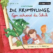 Cover-Bild zu Die Krumpflinge - Egon schwänzt die Schule (Audio Download) von Roeder, Annette