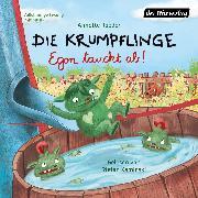 Cover-Bild zu Die Krumpflinge - Egon taucht ab (Audio Download) von Roeder, Annette