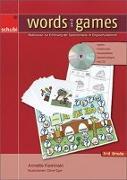 Cover-Bild zu Words and Games 3rd Grade von Kaminski, Annette