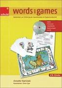 Cover-Bild zu Words and Games. 4th Grade 3./4. Klasse von Kaminski, Annette