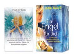 Cover-Bild zu Ein Engel für dich von Haas, Jana