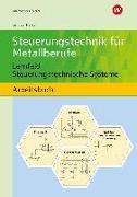 Cover-Bild zu Steuerungstechnik für Metallberufe von von der Heide, Volker