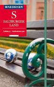 Cover-Bild zu Baedeker Reiseführer Salzburger Land, Salzburg, Salzkammergut von Spath, Mag.Stefan