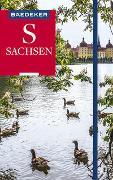 Cover-Bild zu Baedeker Reiseführer Sachsen von Schetar, Daniela