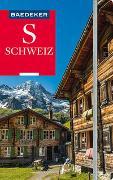 Cover-Bild zu Baedeker Reiseführer Schweiz von Stahn, Dina