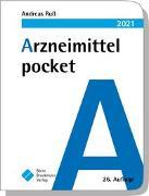 Cover-Bild zu Arzneimittel pocket 2021 von Ruß, Andreas