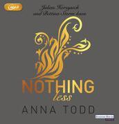 Cover-Bild zu Nothing less von Todd, Anna